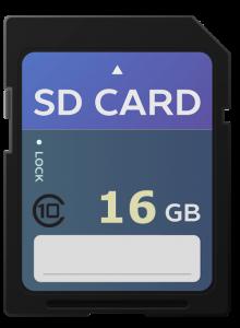 SD Card classe 10
