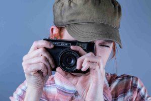 Formation photo pour débutant : bien tenir son appareil