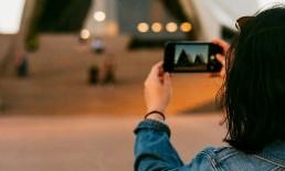 Zoomer avec un smartphone