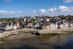 Le port de Saint Goustan, Zoomez avec votre smartphone à Auray