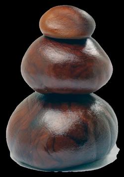 Trois pierres zen