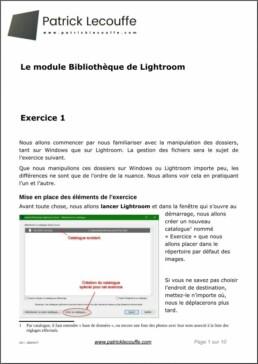C:\Users\Patrick\Desktop\Bibliothèque Lightroom 01 Gestion des dossiers - PDF